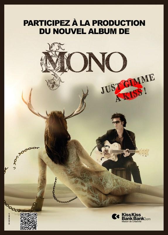 nouvel album Pascal Mono